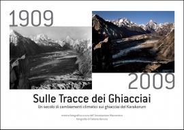 Catalogo: Sulle Tracce dei Ghiacciai 1909-2009