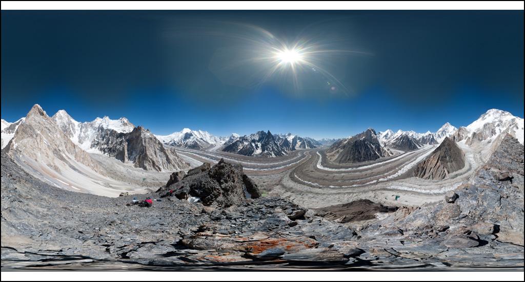 Fotografia panoramica e interattiva