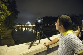 Backstage Night City Photography Workshop 20 settembre 2014
