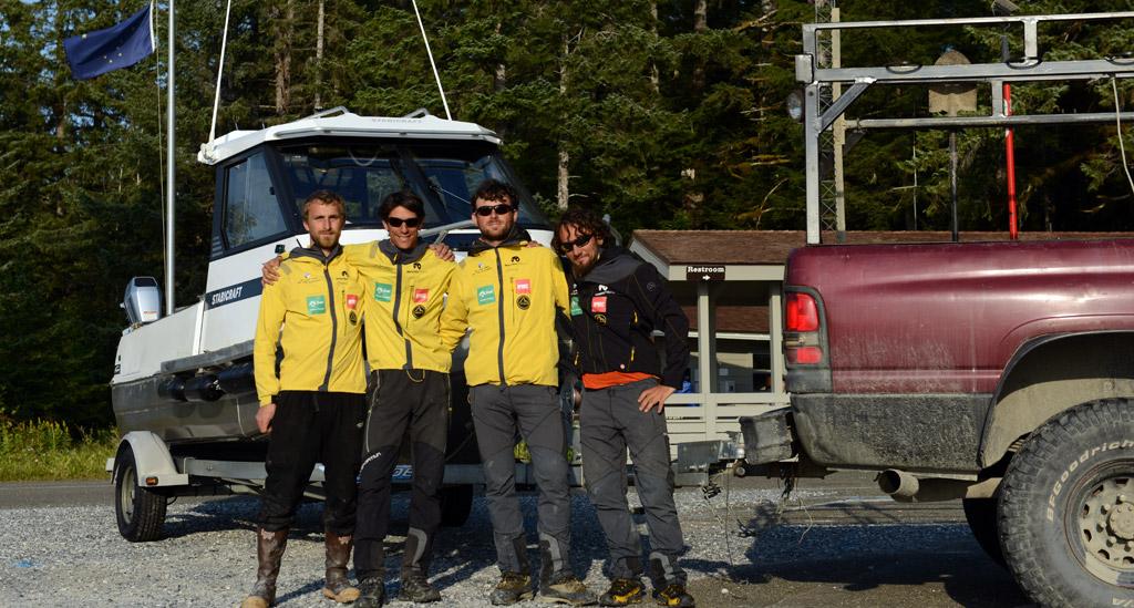 """Successo per la terza spedizione """"Sulle Tracce dei Ghiacciai - Alaska 2013"""""""