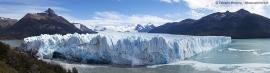 Panoramica Perito Moreno