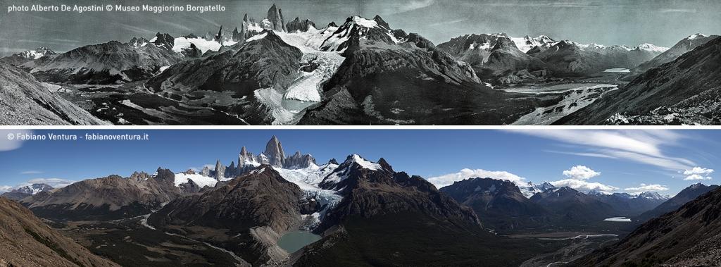 Fitz Roy e Cerro Torre, due mitiche montagne