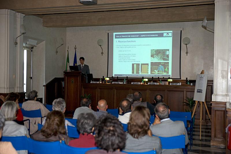 Convegno alla Società Geografica Italiana