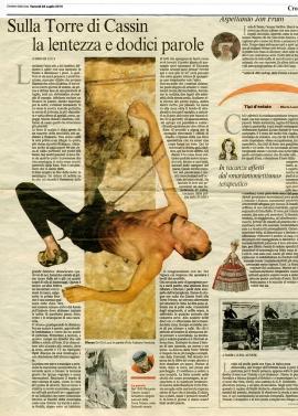 Corriere della Sera - 23/07/2010
